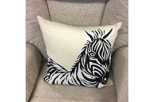 Zahara Linen Cushion