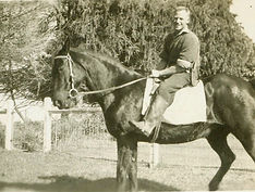 Historic photo of Vosper farmer