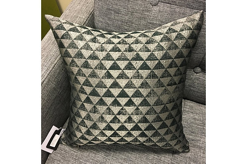 Jacquard Houndstooth Cushion