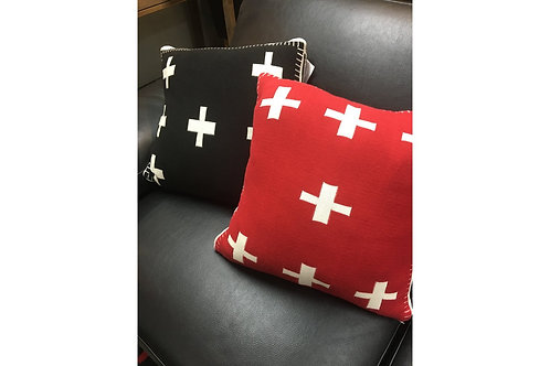 KG Cross Cushion