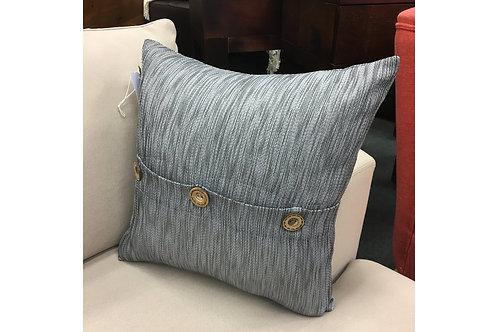 Jacquard Buttons Cushion