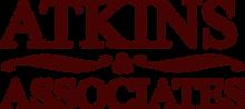 Atkins and Associates Vector Paths Logo.
