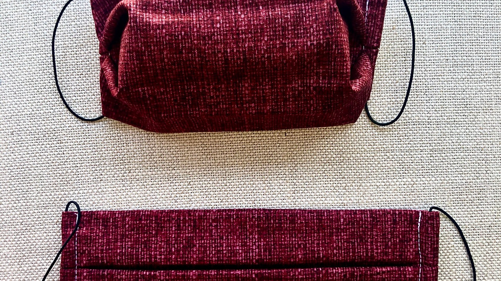 Etched Maroon