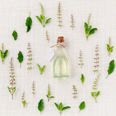 Essential Oils and Dilution