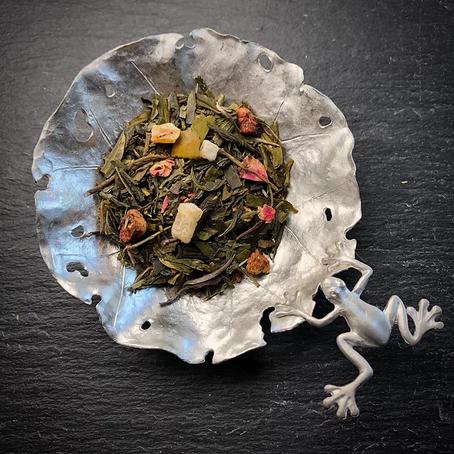 August tea specials: A Little Piece of Heaven