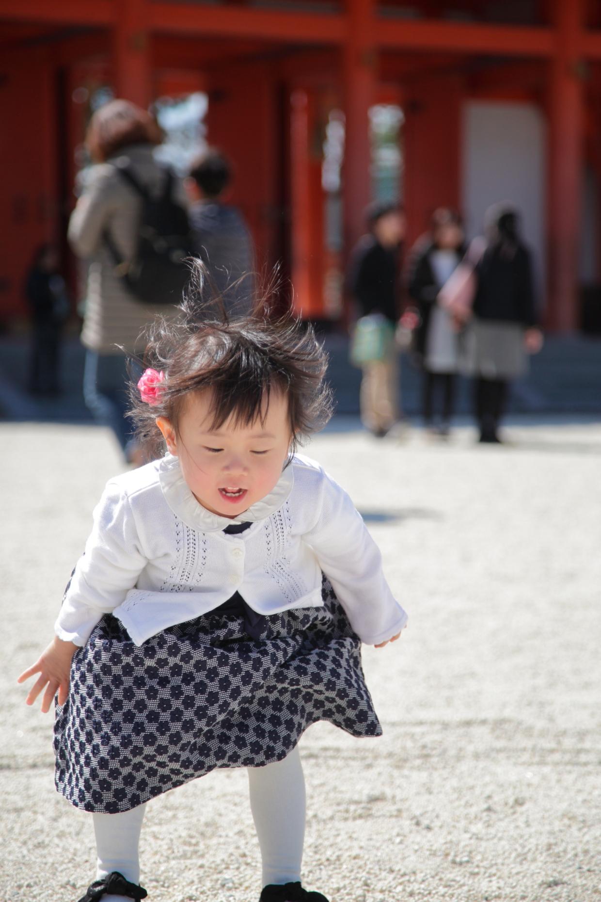 子ども出張撮影京都 女性カメラマン出張撮影 ロケーション撮影カメラマン