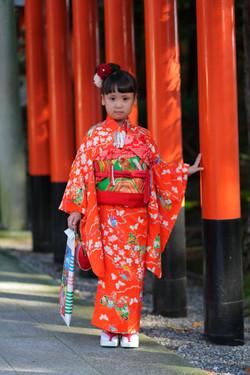 七五三詣り 七五三撮影 七五三出張撮影 蛭子美和子撮影