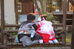 七五三出張撮影京都 京都ロケ撮 京都女性カメラマン 京都フリー撮影