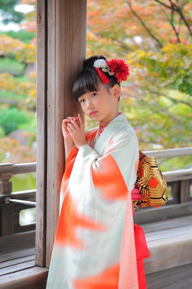 七五三出張撮影京都 京都出張撮影 女性カメラマン京都