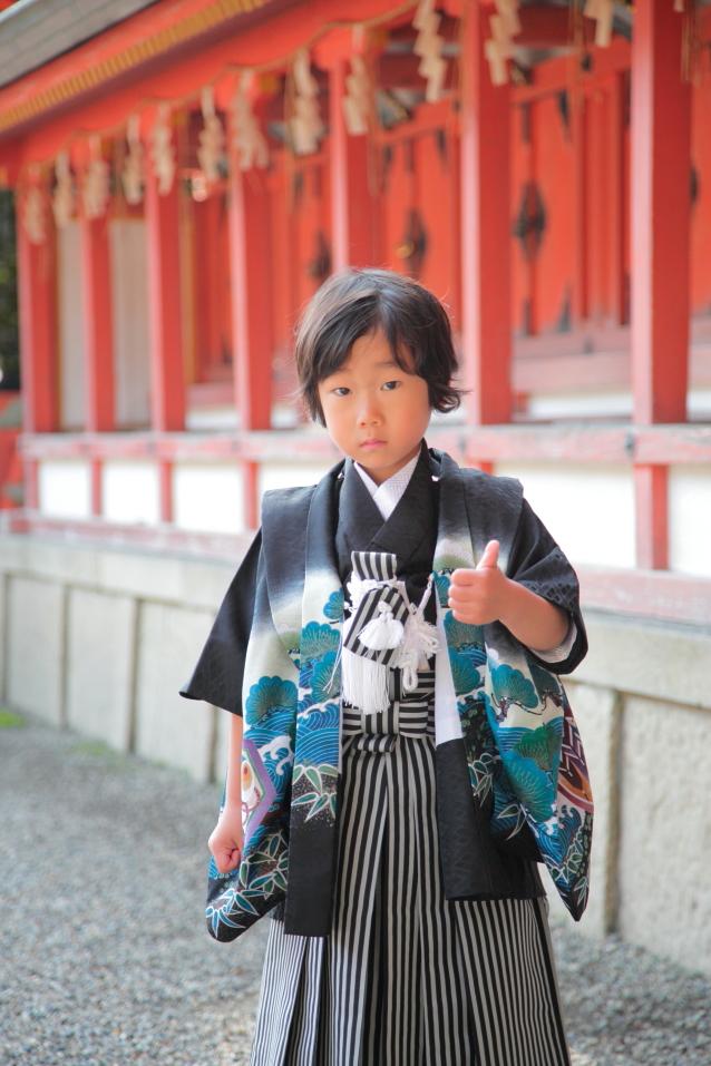 着物出張撮影 京都出張撮影 七五三出張撮影