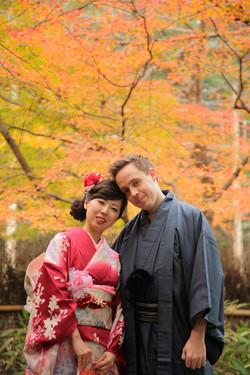嵐山出張撮影 旅行同行撮影 愛 japan kyoto