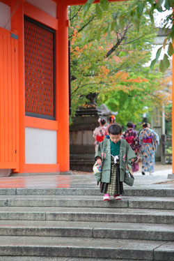 七五三出張撮影 カメラマン京都 フリーカメラマン京都