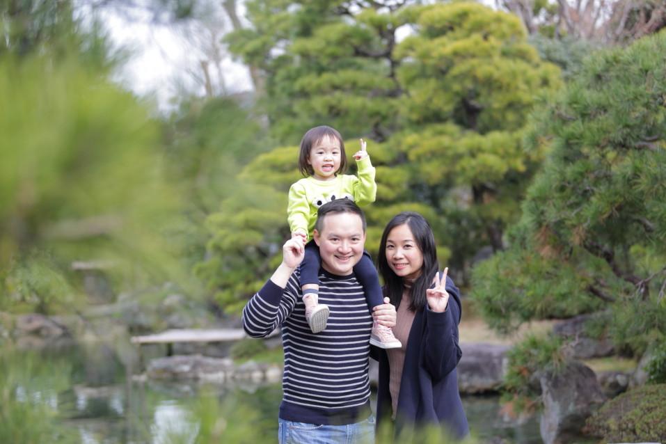 京都旅行 旅行写真 ロケーションフォト 出張撮影あおぞら