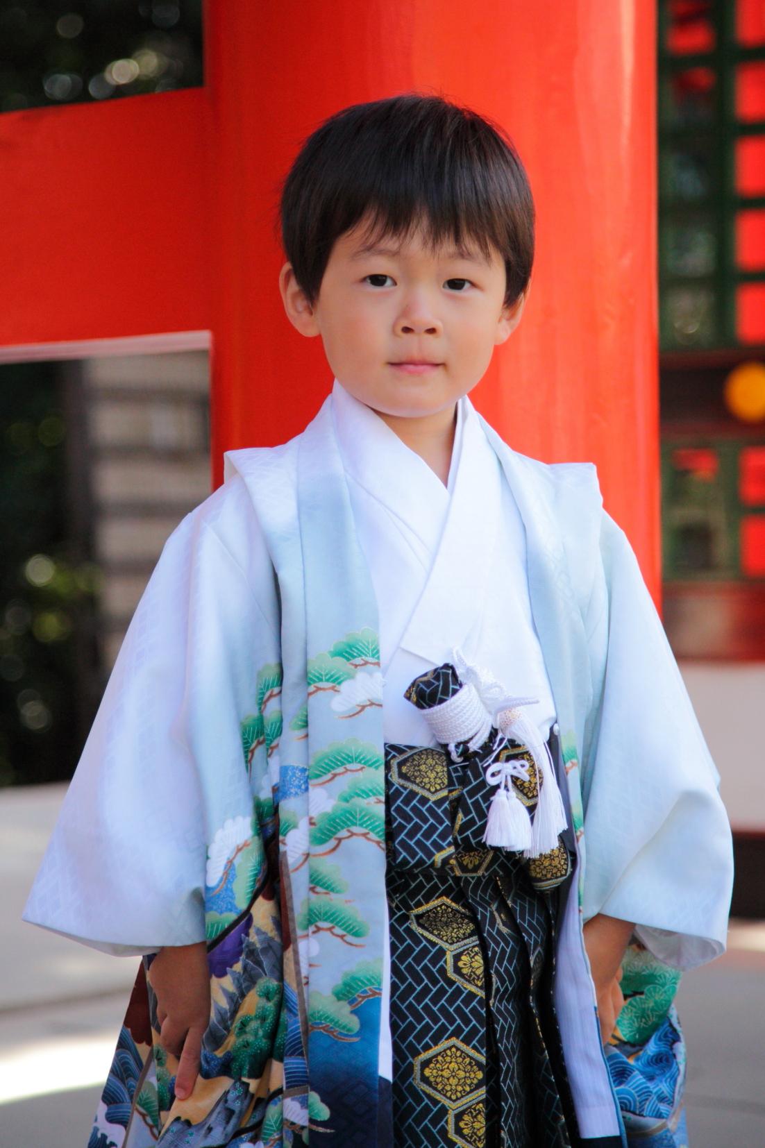 七五三 七五三詣り お祝い撮影 出張撮影 家族写真 蛭子美和子撮影