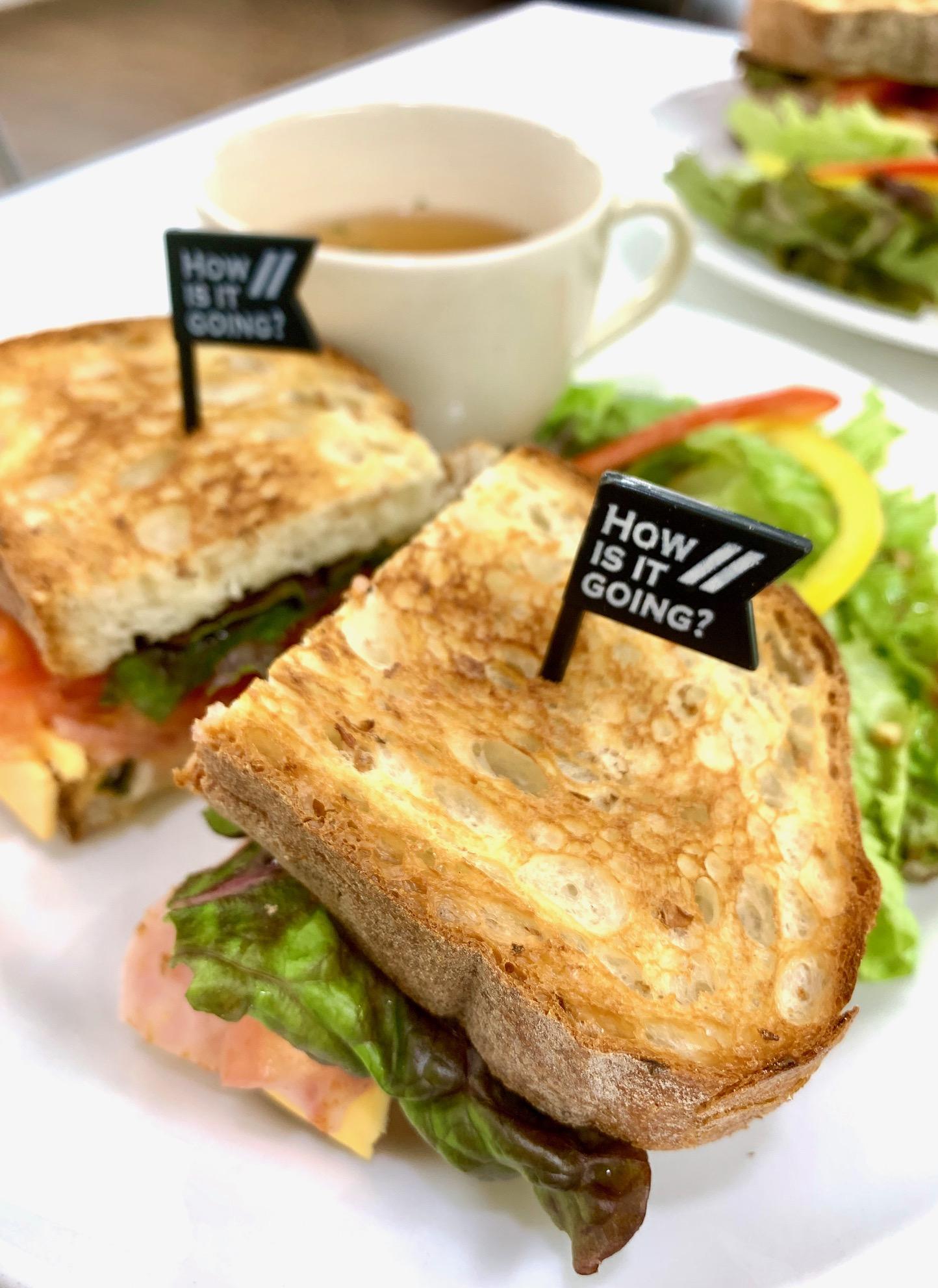 サンドウィッチ sandwich スマホ写真 スマホフォト 出張撮影あおぞら