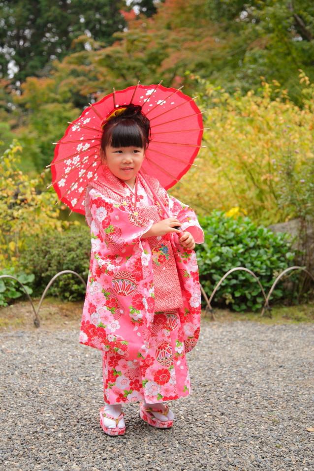 七五三詣りカメラマン カメラマン出張撮影京都 七五三出張撮影