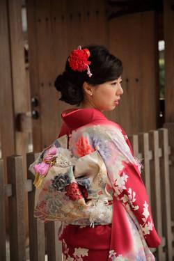 振袖出張撮影 着物撮影京都