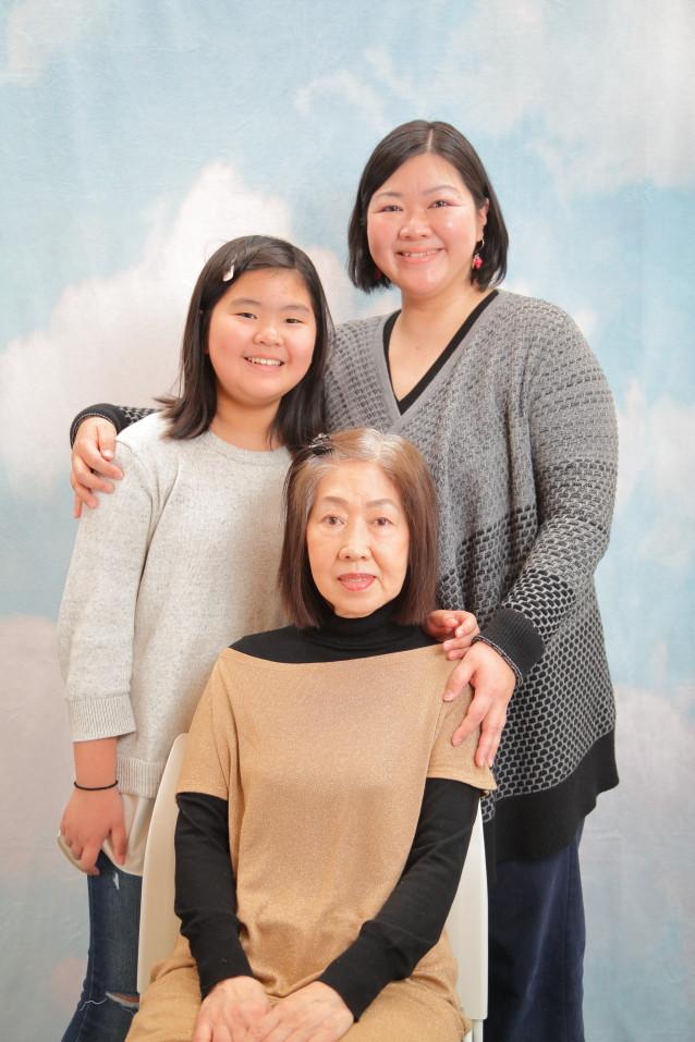 家族写真 滋賀フォトグラファー撮影