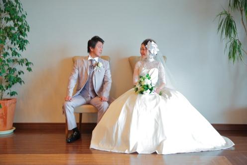 結婚記念写真 ご婚礼撮影 婚礼出張フォト 結婚式の撮影