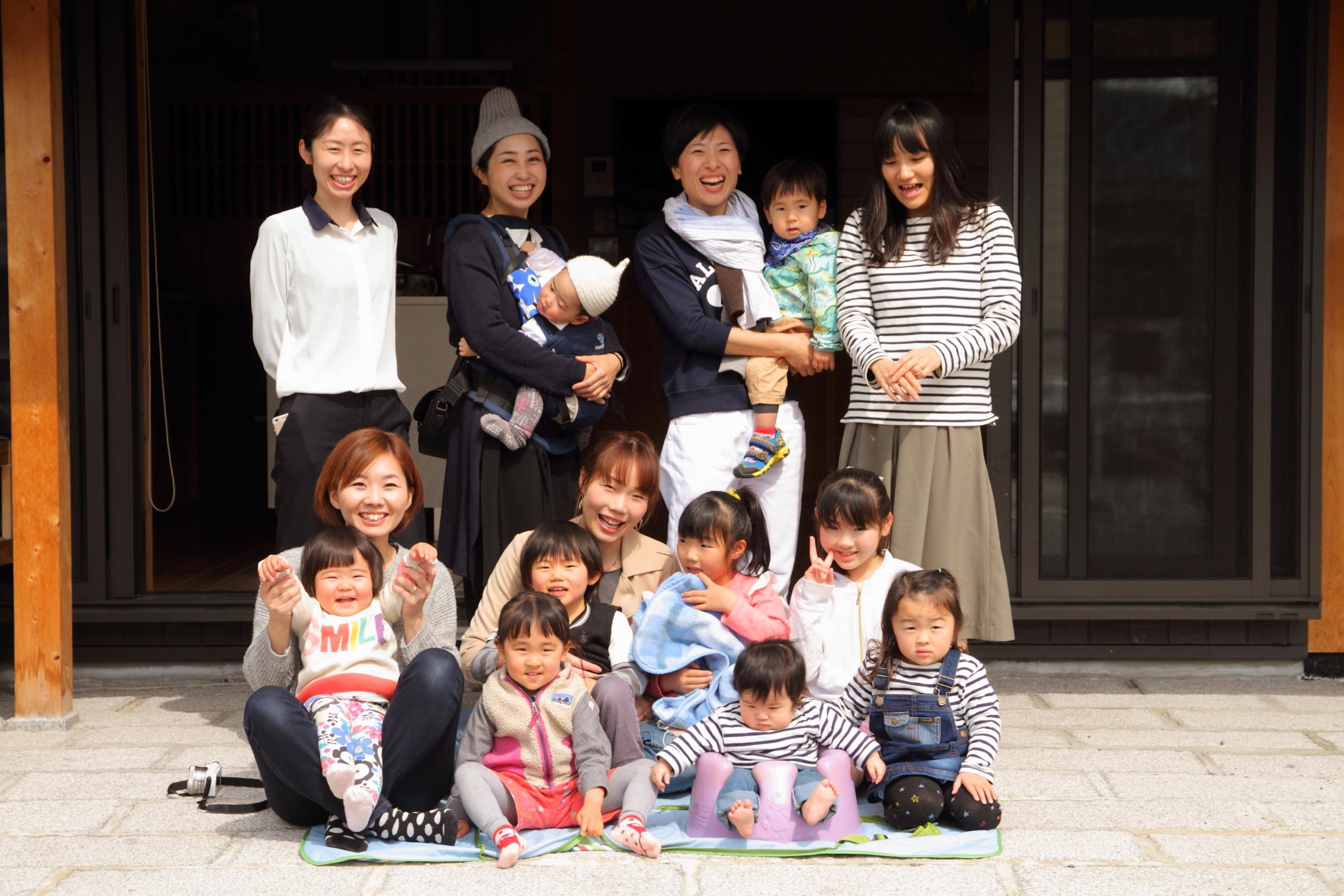 集合写真 家族写真 同窓会撮影 記念撮影 自宅で撮影