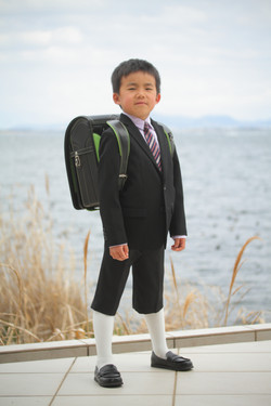 新一年生 入学記念写真 家族写真 記念写真 出張撮影