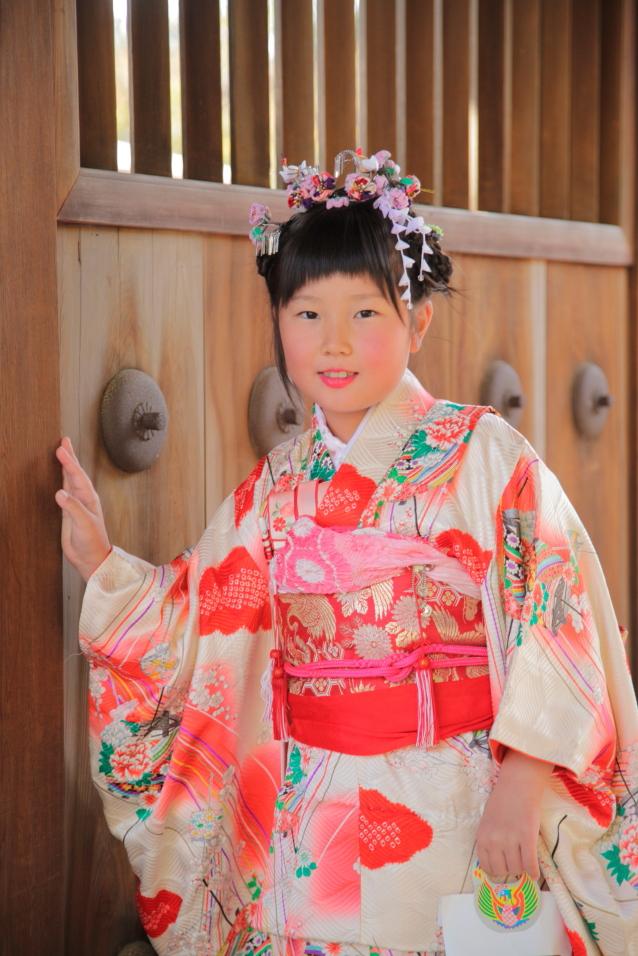 家族写真京都 着物京都撮影 カメラマンえびす