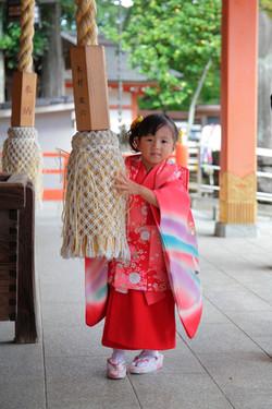 出張撮影あおぞら 七五三撮影 七五三詣り 京都出張撮影あおぞら