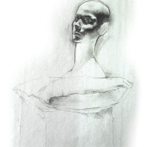 Mannequin Head Study