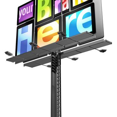 Tablet Billboard