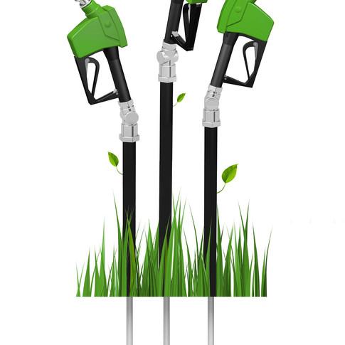 Green Gas Pump