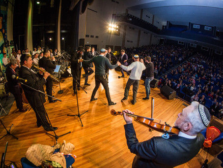 Over 1000 Enjoy Lively Chanukah Concert
