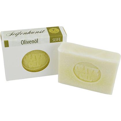Olivenölseife - vegan und palmölfrei