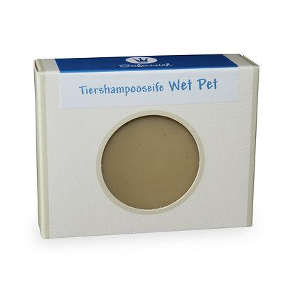 Tierschampooseife Wet Pet, Fa. Seifenreich
