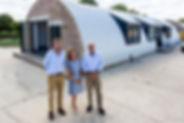 Modern Nissen hut designs