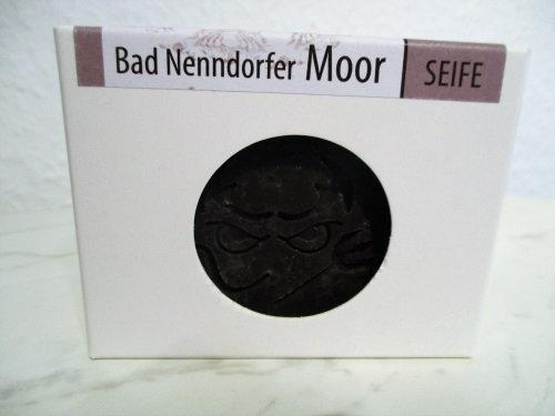 Bad Nenndorfer Moorseife - vegan und palmölfrei