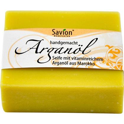 Arganölseife - vegan und palmölfrei, Fa. Savion