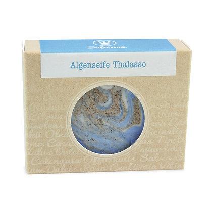Algenseife Thalasso - vegan, Fa. Seifenreich