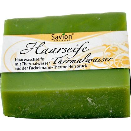 Shampooseife Thermalwasser, vegan, Fa. Savion