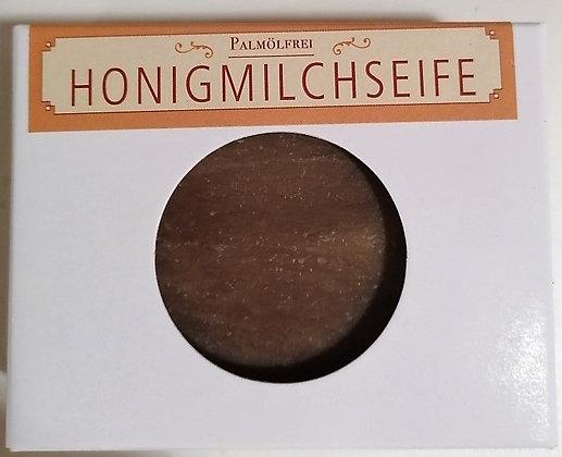 Honigmilchseife - palmölfrei