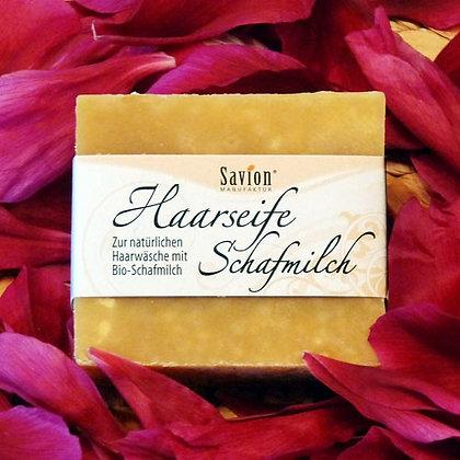 Shampooseife Schafmilch, Fa. Savion