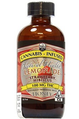 STRAWBERRY LEMONADE HIBISCUS I GOOD TONIC STUFF I 100MG