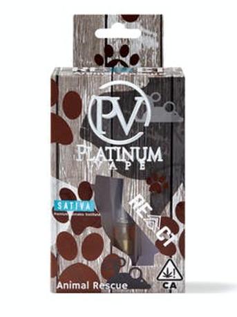 PLATINUM VAPE | 1G I ANIMAL COOKIES l THC 90.4% I SATIVA