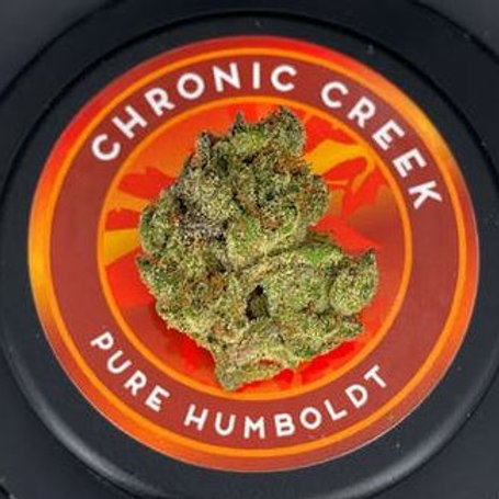 $50 LAVA CAKE | CHRONIC CREEK | THC 24.8%