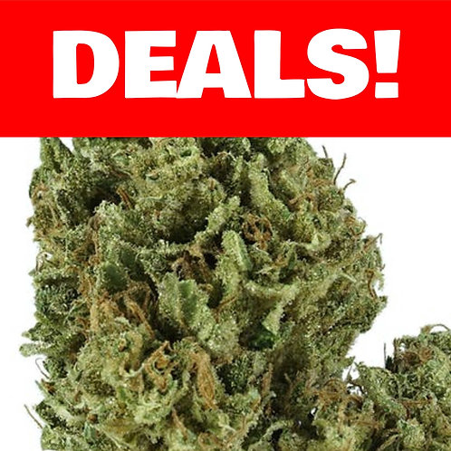 $85 I 1/2 OUNCE SPECIAL (Budget Weed - WYSIWYG) I G-13 I THC 23.4%