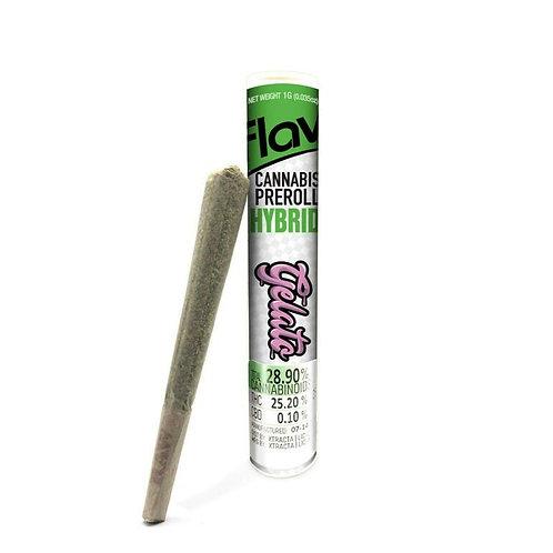 FLAV PRE-ROLL | 1G | ANIMAL X OG | THC 16.5%