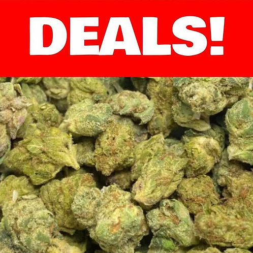 $185 FULL OZ. SPECIAL I INDICA (SMALLS) I INDOOR BLEND | HIGH SUPPLY | THC 22.3%