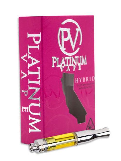 PLATINUM VAPE I 1G I AFTERNOON DELIGHT l  THC 90.7% I HYBRID