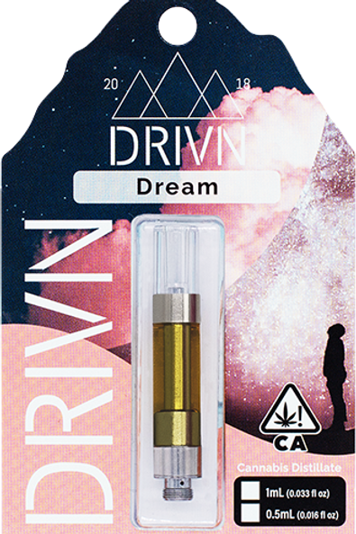 DRIVN | 1G | DREAM | THC 90.3% I INDICA