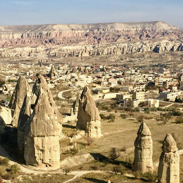 Cappadocia, Turkey - November 2018