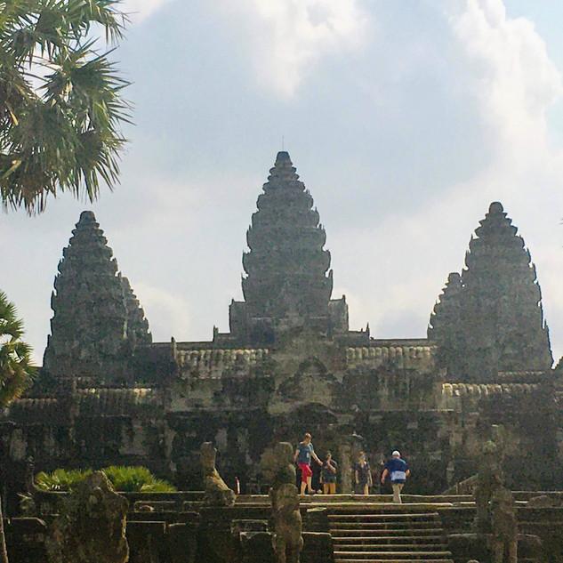 Cambodia - February 2020